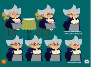 Animation showreel_ Minna