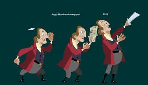 Animation showreel_ JOHANN by Gilmec