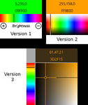 RGB and Hex Color Code Picker Version 3