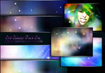 Four Textures (Orb Galaxy Pack 1)