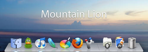 Mountain Lion for XWD 5.6 by 1davi