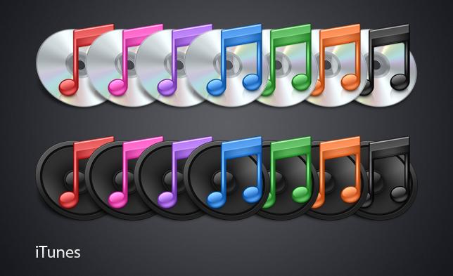 iTunes by 1davi