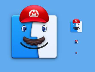 Finder Mario