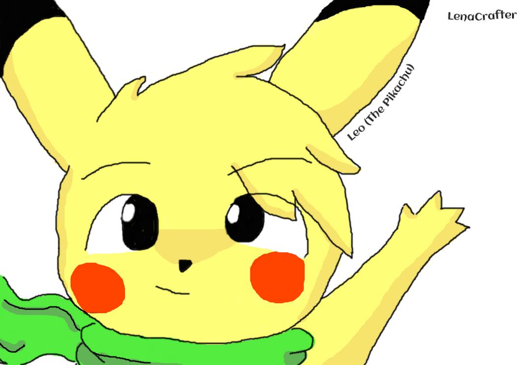 The Poke-Pact (A Pokemon Adventure) Leo Da Pikachu by LenaCrafter