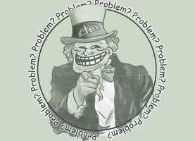 Troll Face Journal