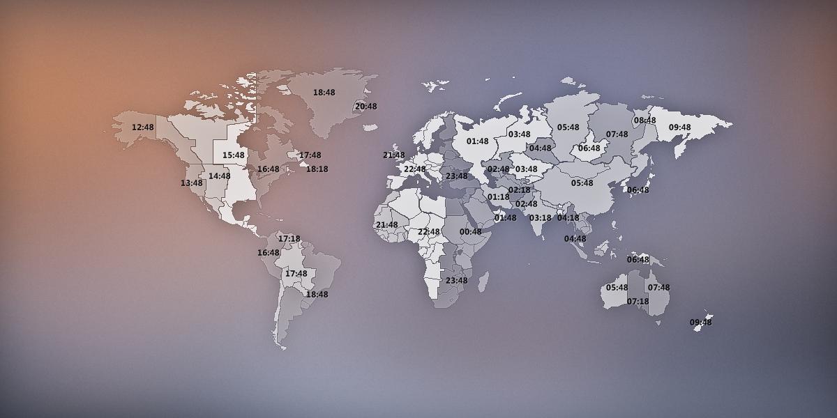 World clock map desktop takvim kalender hd world time zone map by yahibazou on deviantart gumiabroncs Images