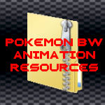 Pokemon BW Animation Resources