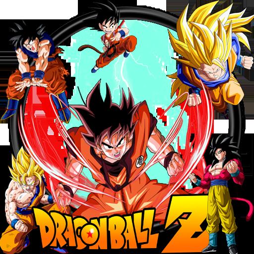 Dragonball Z Icons by DarkSaiyan21