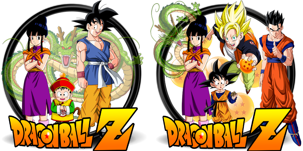 Goku's Family by DarkSaiyan21