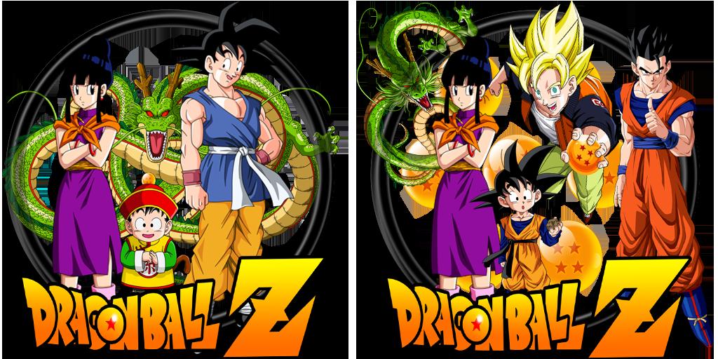 Goku's Family by DarkSaiyan21