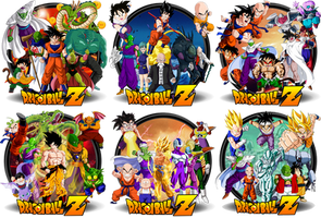 DBZ Movies icons Vol. 1.0