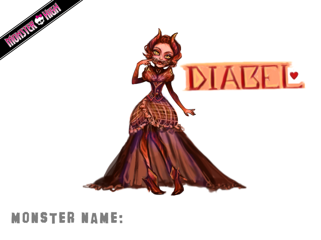 Contest: Diabel by MoiFox