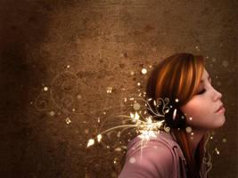 Listen to the Music-Wallpaper