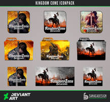 Kingdom Come Icons Pack