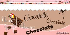 Chocolate theme Google Chrome n.n