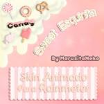 Sweet Esquinita Para Rainmeter n.n