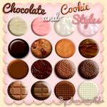 Chocolate and Cookies styles n.n