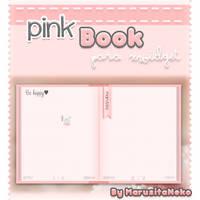 Pink Book n.n by marusitaneko
