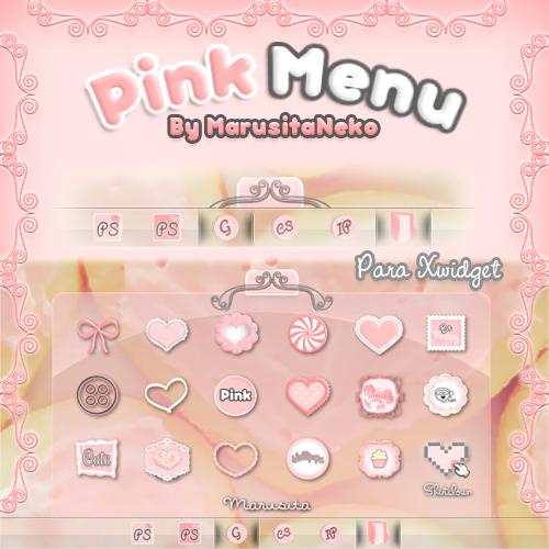 PinkMenu *w* by marusitaneko