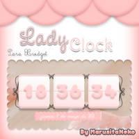 LadyClock n.n by marusitaneko