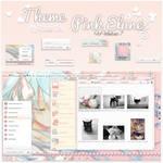 Theme Pink Elune Windows 7 n.n