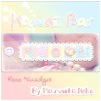 Kawaii Bar :3 by marusitaneko