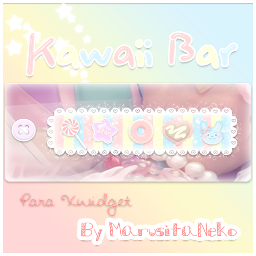 Kawaii Bar :3 by marusitaneko