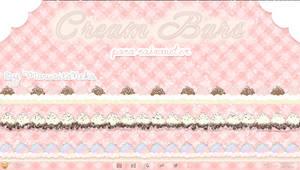Cream Bars :3