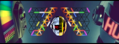 Daft Punk Song 2.0 - Skin for Xion by DelNero