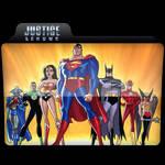 Justice League Folder Icon