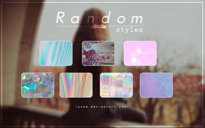 +RANDOMstyles-iYuya by iYuya