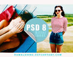 PSD #8 Bitter Sweet