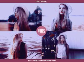 PSD #15 Royals by namelessbz
