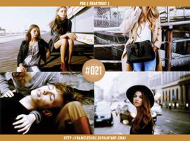 PSD #21 Heartbeat by namelessbz