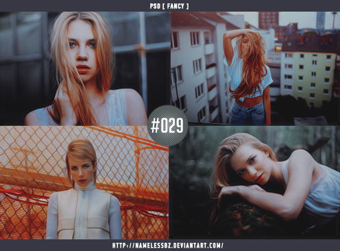PSD #29 Fancy by namelessbz