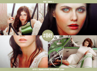 PSD #49 DOPE by namelessbz