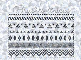Brushes etnicos 2 by ThingsDI