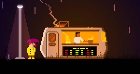 Pixel Art #1 - Warmth