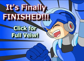 Megaman AF Teaser Animation 2 by MrMegaMattX