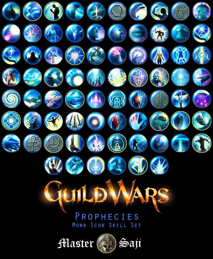 Guild Wars  Monk Skill Build