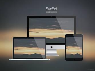 Sunset by s0ulfreak