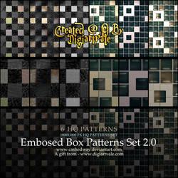 Box pattern set 2.0 by cashedway