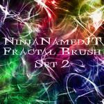 NinjanamedJT fractal brushes 2