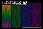 Fishscale Patterns 02