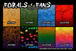 Florals and Fans 01