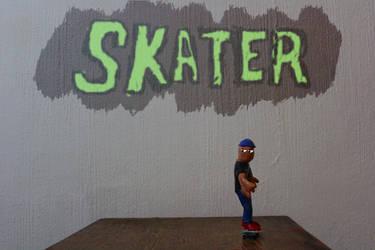 Stop Motion Skate by CATGBP1990