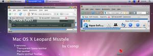 Mac OS X Leopard Msstyle