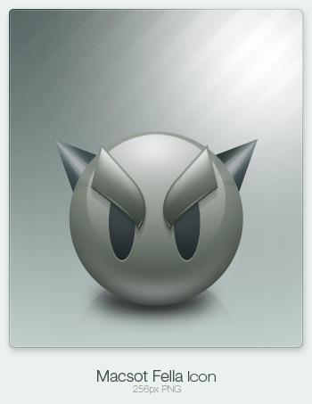 Mascot Fella icon by cyberchaos05