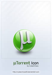 uTorrent Icon 1 by cyberchaos05