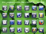 Longhorn Aqua Icons
